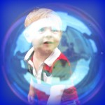 Ruth Evans Fotos aus Seifenblasen-Aktion 8
