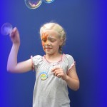 Ruth Evans Fotos aus Seifenblasen-Aktion 10