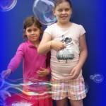 Ruth Evans Fotos aus Seifenblasen-Aktion 12