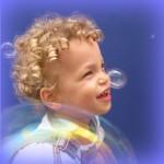 Ruth Evans Fotos aus Seifenblasen-Aktion 5