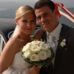 Ruth Evans Fotos aus Hochzeit Strauss